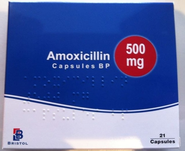 Amoxil Dosage And Otitis Media